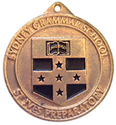 Custom School Medals